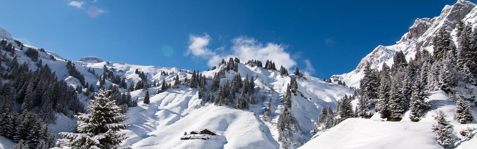 Avoriaz Ski Resort – Haute-Savoie